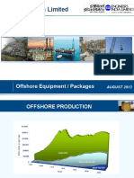 Offshore Equipment / Packages