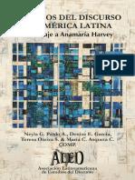 PARDO Neyla Et Al (Comps.) - Estudios Del Discurso en América Latina
