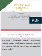 Kel 4 Arteriografi Pulmonari