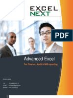 Advanced Excel Training_Excel Next_Classroom