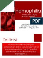 Hemofilia Mutiara Dita.pptx