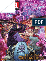 Novedades Marvel Octubre 2019