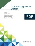 Vsphere Esxi Vcenter Server 671 Appliance Configuration Guide