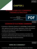 E-Commerce Chapter 1