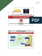 Maritime Delimitation Offshore Activities Presentation 17 September 2019