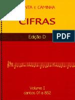 Canta e Caminha - Volume I