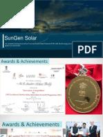 SunGen Profile Presentation
