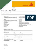 Sikatop 107 Seal Pds En