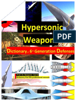 Hypersonic Weapons, 6th Generation Dictionary of Defenses