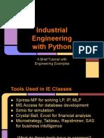 IE-Python
