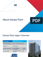 About Kansai Paint Presentation