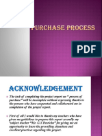 Purchase Process