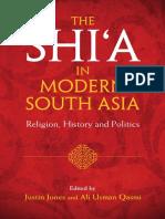 Justin Jones, Ali Usman Qasmi - The Shi'a in Modern South Asia_ Religion, History and Politics-Cambridge University Press (2015).pdf