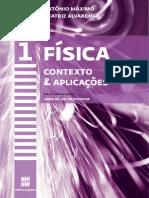Física 2018 Contexto & Aplicações Vol - 1