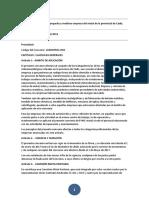 Convenio Colectivo de La Pequeña y Mediana Empresa Del Metal de La Provincial de Cadiz