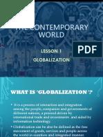 Lesson1 Globalization