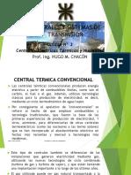 centrales térmicas convencionales
