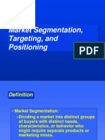 market segmentation.ppt
