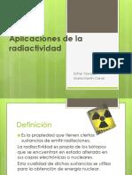 12 13 2B Aplicaciones Radiactividad