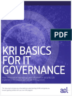 ACL White Paper Kri Basics It Governance