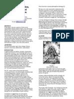 Alchemy Mimetics Immersion Consciousness