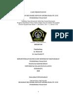 Case Presentation Monik Ibu Hamil Dengan Anemia. Docx
