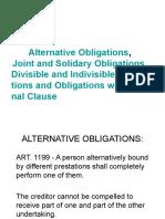 ALTERNATIVE OBLIGATIONS, etc..ppt