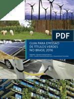 FEBRABAN - Guia Para Emissão de Títulos Verdes No Brasil