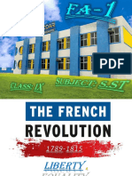 French Revolution PPT by Anurag