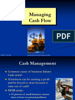 Chapter 12 Managing Cash Flow.PPT