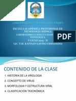 1ra Clase de Virologia - Kattian