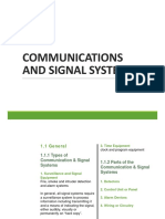 communication signal