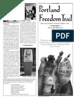 Freedom Trail - Portland