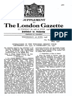 Wavell's Report on Operation Compass