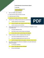 Prueba Remuneraciones 2016 Respuestas