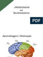 aprendizagem e motivação