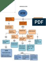 Mapa Conceptual Importancia de La Lectura