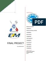 EM Final Project Entrepreneurship