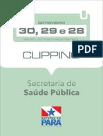 2019.09.28 29 30 - Clipping Eletrônico