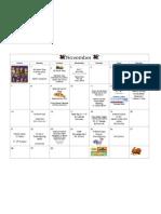 Nov 2010 Calendar