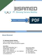 Bisamed Oximeter Presentation
