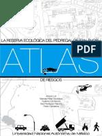 Atlas de Riesgos en la Reserva del Pedregal