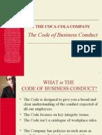 Code of Business Conduct - Coke Plants