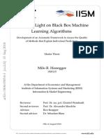 Machine Learnig