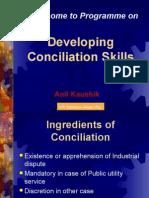 Conciliation Skills