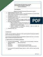 GFPI-F-019 Guia de Aprendizaje 5. Balanceo Dinámico