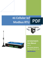 S273-5 Cellular IoT Modbus RTU User Manual V1.0(1)