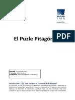 Puzzle Pitagórico