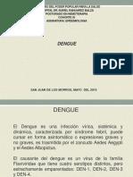 dengue cadena e historia natural de la enfermedad