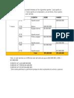 Cuentas Contables Contabilidad Sandra Mercado UNIMINUTO